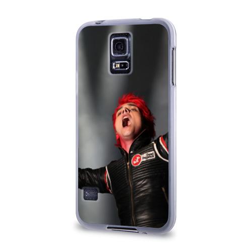 Чехол для Samsung Galaxy S5 силиконовый  Фото 03, SCREAM