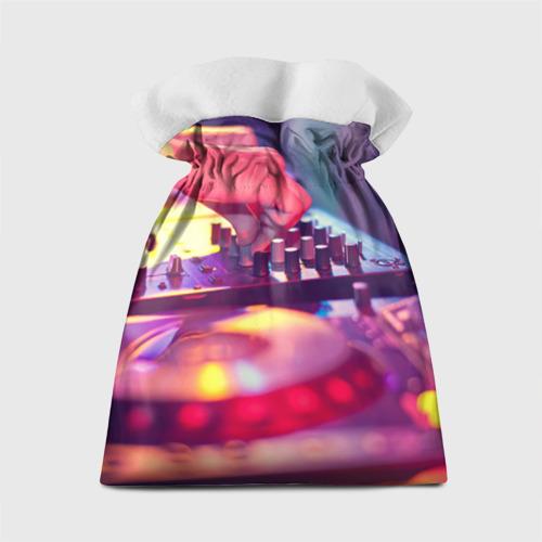 Подарочный 3D мешок  Фото 02, DJ Music