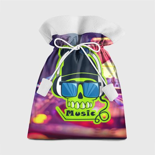 Подарочный 3D мешок  Фото 01, DJ Music