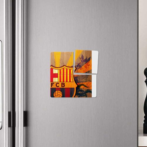 Магнитный плакат 2Х2  Фото 04, FC Barcelona