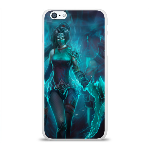 Чехол для Apple iPhone 6Plus/6SPlus силиконовый глянцевый  Фото 01, League of Legends