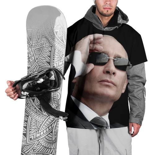 Накидка на куртку 3D  Фото 01, Путин Владимир