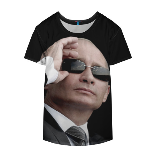 Накидка на куртку 3D Путин Владимир Фото 01