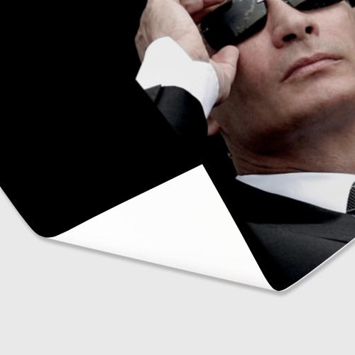 Бумага для упаковки 3D Путин Владимир Фото 01