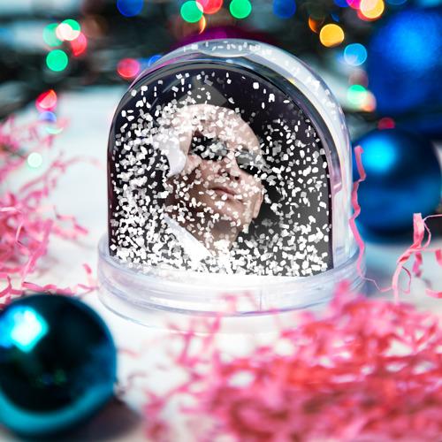 Водяной шар со снегом  Фото 04, Путин Владимир
