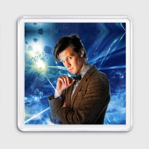 Магнит 55*55  Фото 01, 11th Doctor Who