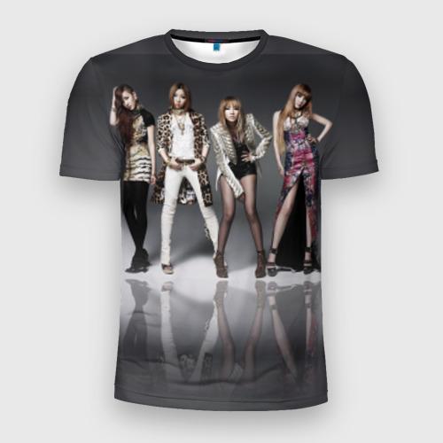 Мужская футболка 3D спортивная  Фото 01, K-pop девушки