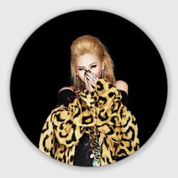 K-pop девушка