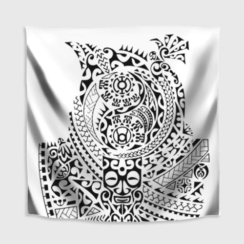 Скатерть 3D  Фото 02, Узор на белом