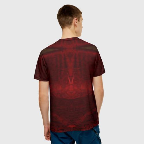 Мужская футболка 3D  Фото 02, Бассет-хаунд