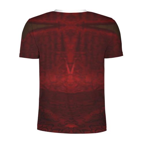 Мужская футболка 3D спортивная  Фото 02, Бассет-хаунд