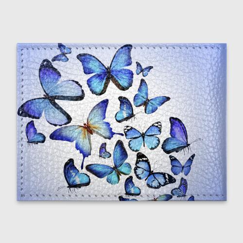 Обложка для студенческого билета  Фото 02, Бабочки
