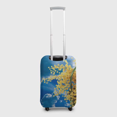 Чехол для чемодана 3D  Фото 02, Мимозы