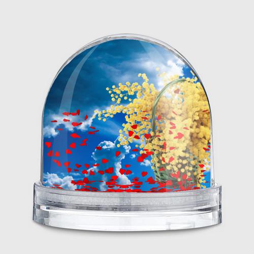 Водяной шар  Фото 02, Мимозы