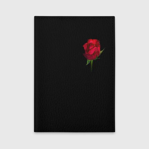 Обложка для автодокументов  Фото 01, Розы за спиной