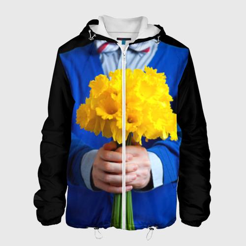 Цветы в руках