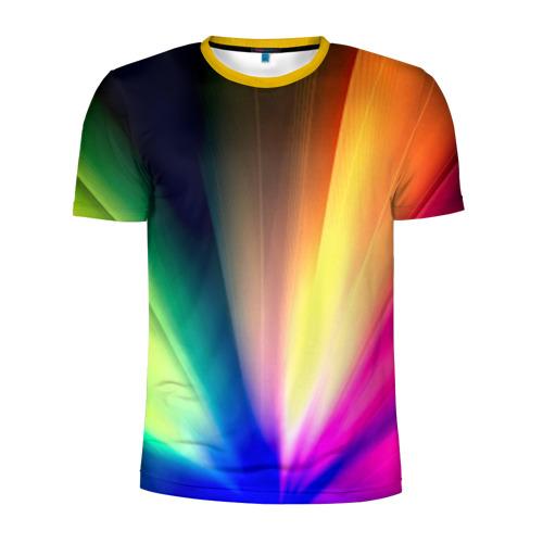 Мужская футболка 3D спортивная Sweet