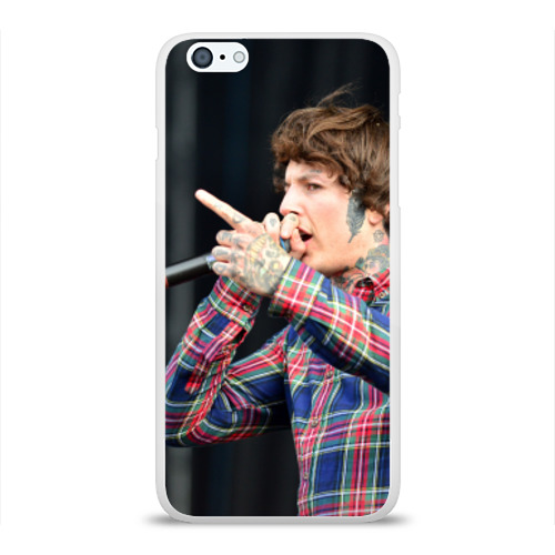 Чехол для Apple iPhone 6Plus/6SPlus силиконовый глянцевый  Фото 01, Oliver Sykes