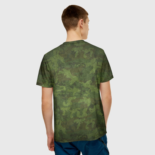 Мужская футболка 3D  Фото 02, Главнокомандующий Саша