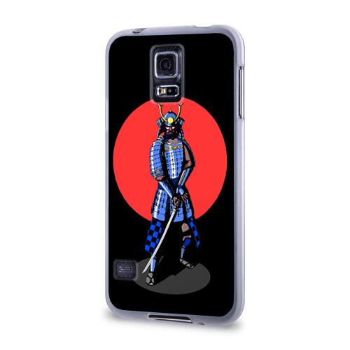 Чехол для Samsung Galaxy S5 силиконовый  Фото 03, Самурай 2