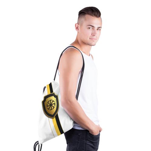 Рюкзак-мешок 3D  Фото 03, Щит Коловрата
