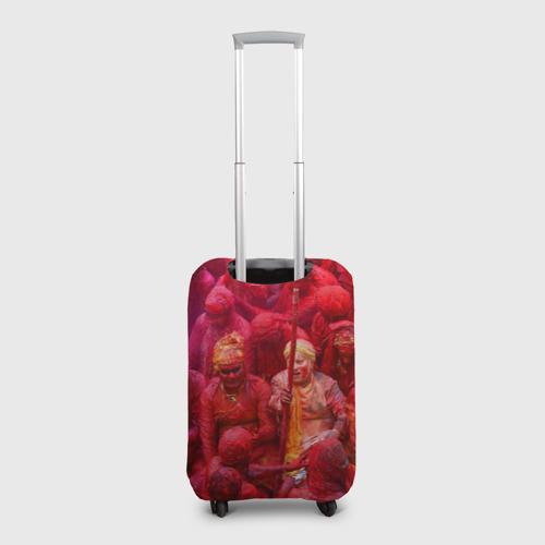 Чехол для чемодана 3D  Фото 02, Фестиваль красок Холи