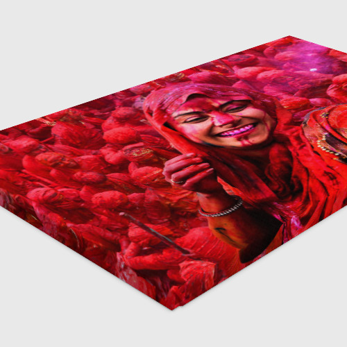 Холст прямоугольный  Фото 04, Фестиваль красок Холи