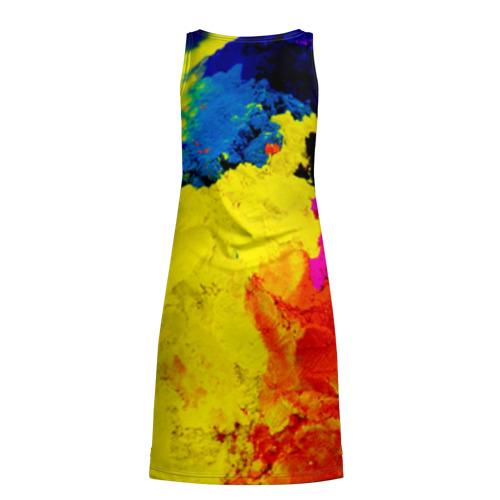 Платье-майка 3D  Фото 02, Индуистский фестиваль красок