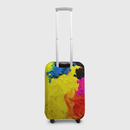 Чехол для чемодана 3D  Фото 02, Индуистский фестиваль красок