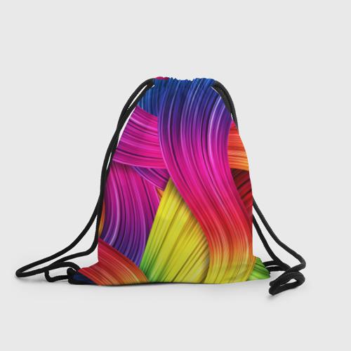 Рюкзак-мешок 3D Абстракция Фото 01