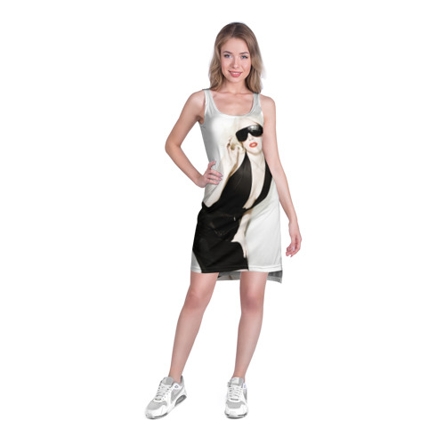 Платье-майка 3D  Фото 03, Lady Gaga