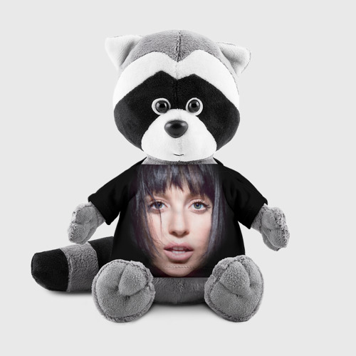 Енотик в футболке 3D  Фото 01, Lady Gaga