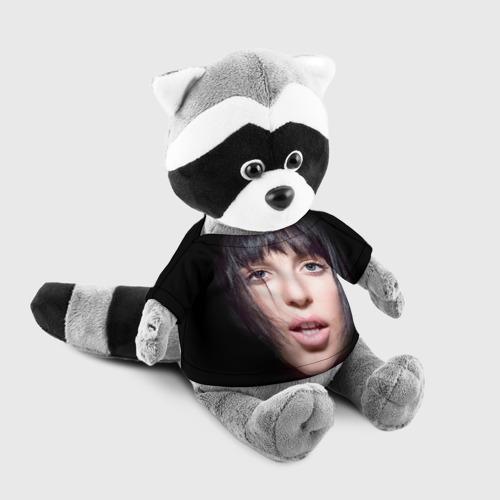 Енотик в футболке 3D  Фото 03, Lady Gaga