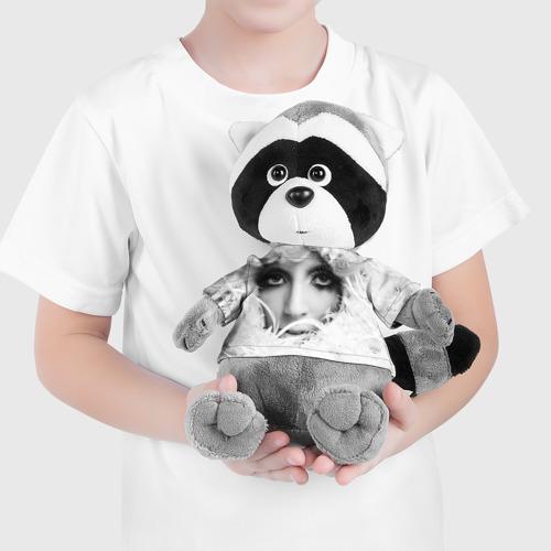 Енотик в футболке 3D  Фото 04, Lady Gaga