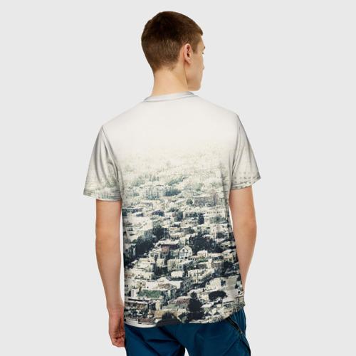 Мужская футболка 3D  Фото 02, San Francisco