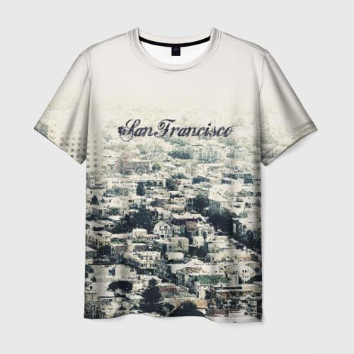Мужская футболка 3D  Фото 03, San Francisco