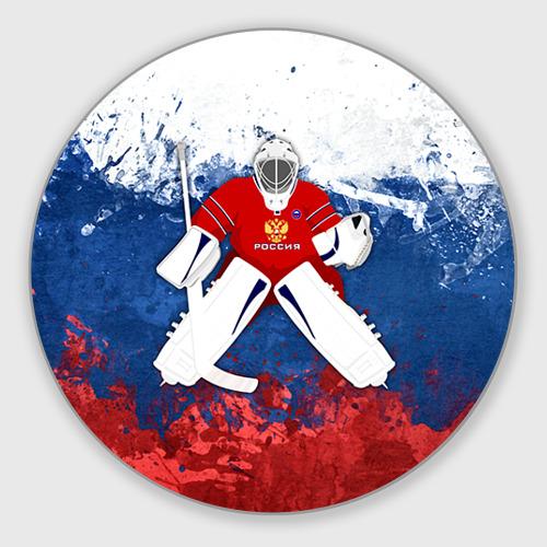 Коврик для мышки круглый Хоккей 1 Фото 01