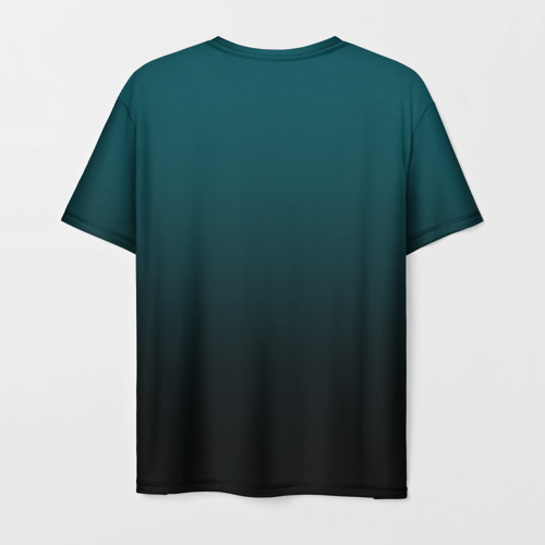Мужская футболка 3D Сан-Хосе Шаркс Фото 01