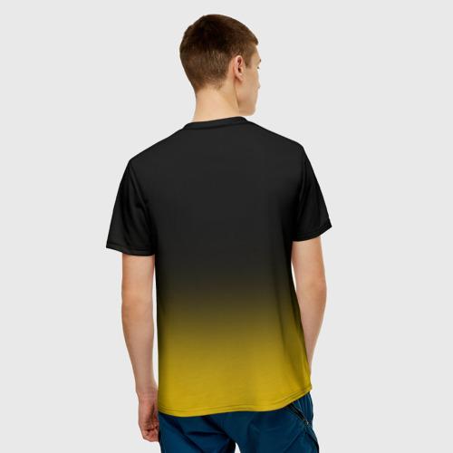 Мужская футболка 3D Бостон Брюинз