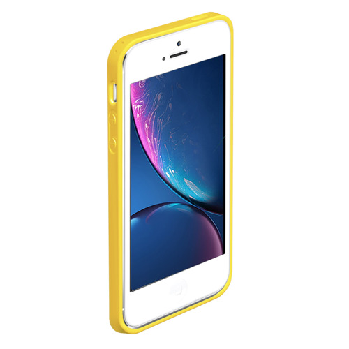 Чехол для iPhone 5/5S матовый Вашингтон Кэпиталз 1 Фото 01