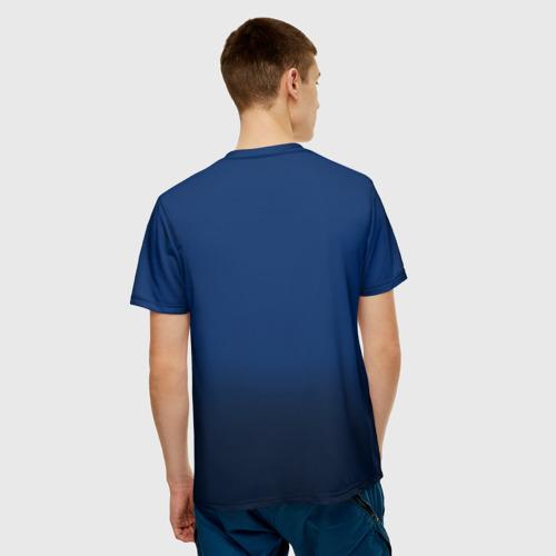 Мужская футболка 3D Вашингтон Кэпиталз 1