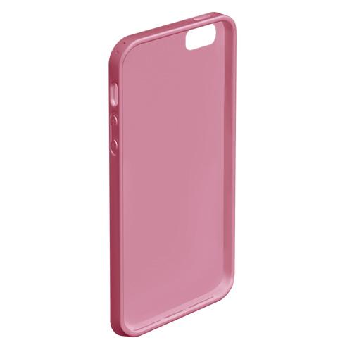 Чехол для iPhone 5/5S матовый Нью-Йорк Рейнджерс Фото 01