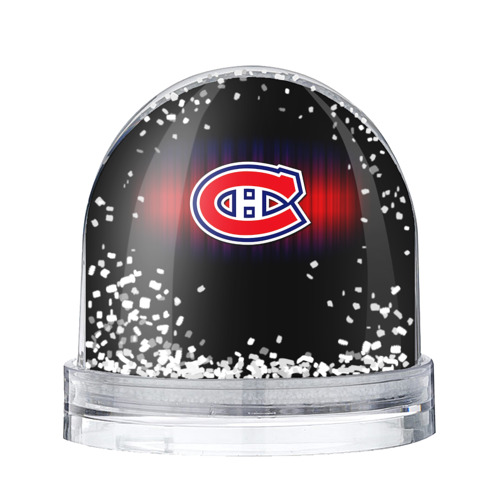 Водяной шар со снегом  Фото 01, Монреаль Канадиенс