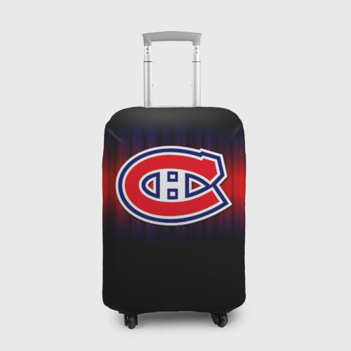 Чехол для чемодана 3D  Фото 01, Монреаль Канадиенс