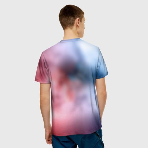 Мужская футболка 3D Монреаль Канадиенс 1
