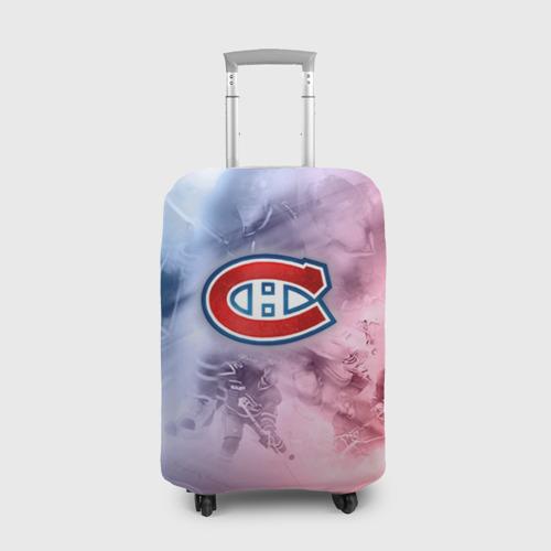 Чехол для чемодана 3D  Фото 01, Монреаль Канадиенс 1