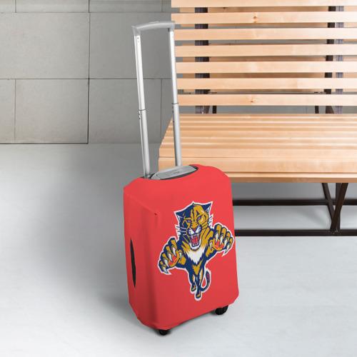 Чехол для чемодана 3D  Фото 03, Флорида Пантерз