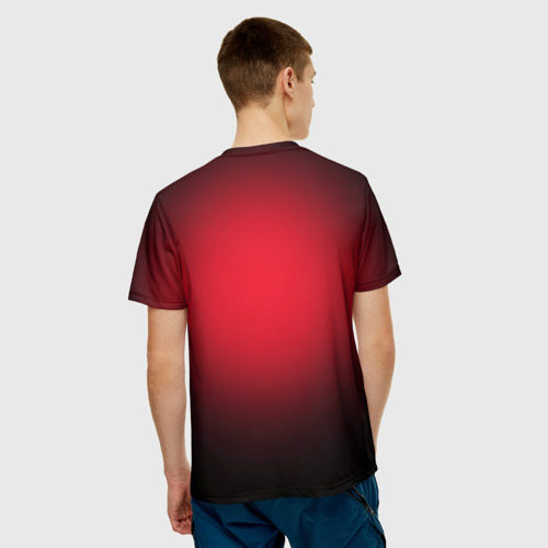 Мужская футболка 3D Чикаго Блэкхоукс
