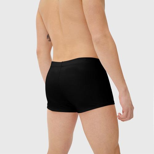 Мужские купальные плавки 3D Нью-Джерси Дэвилз Фото 01