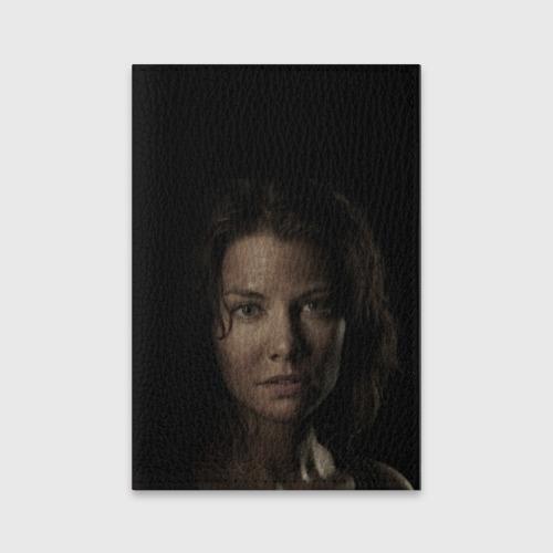 Обложка для паспорта матовая кожа  Фото 01, ГРИН